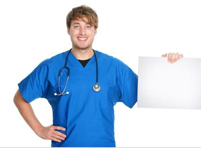 Mitos 3. Semua perawat adalah wanita.