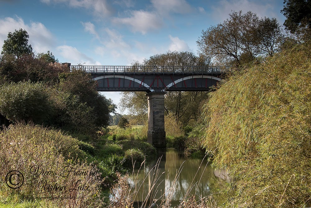 Iron Trunk Aqueduct, Wolverton, Milton Keynes