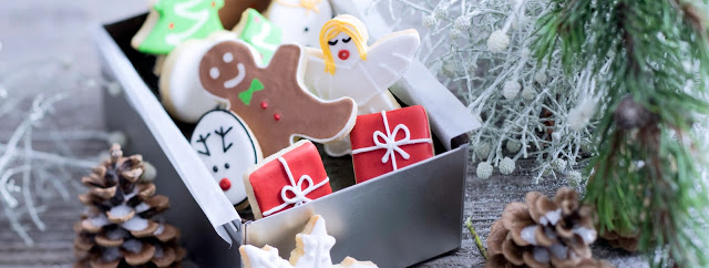 Weihnachstbox von Keksliebe