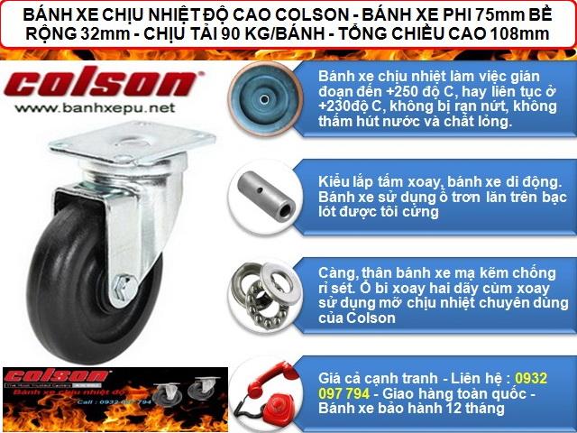 Cách lựa chọn bánh xe đẩy chịu nhiệt độ cao dùng cho các xe đẩy trolley www.banhxeday.xyz