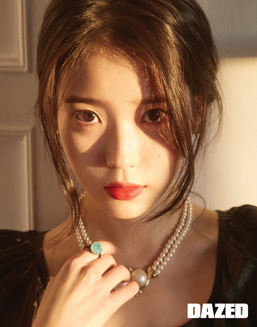 [Magazine] 190119 IU @ DAZED Korea