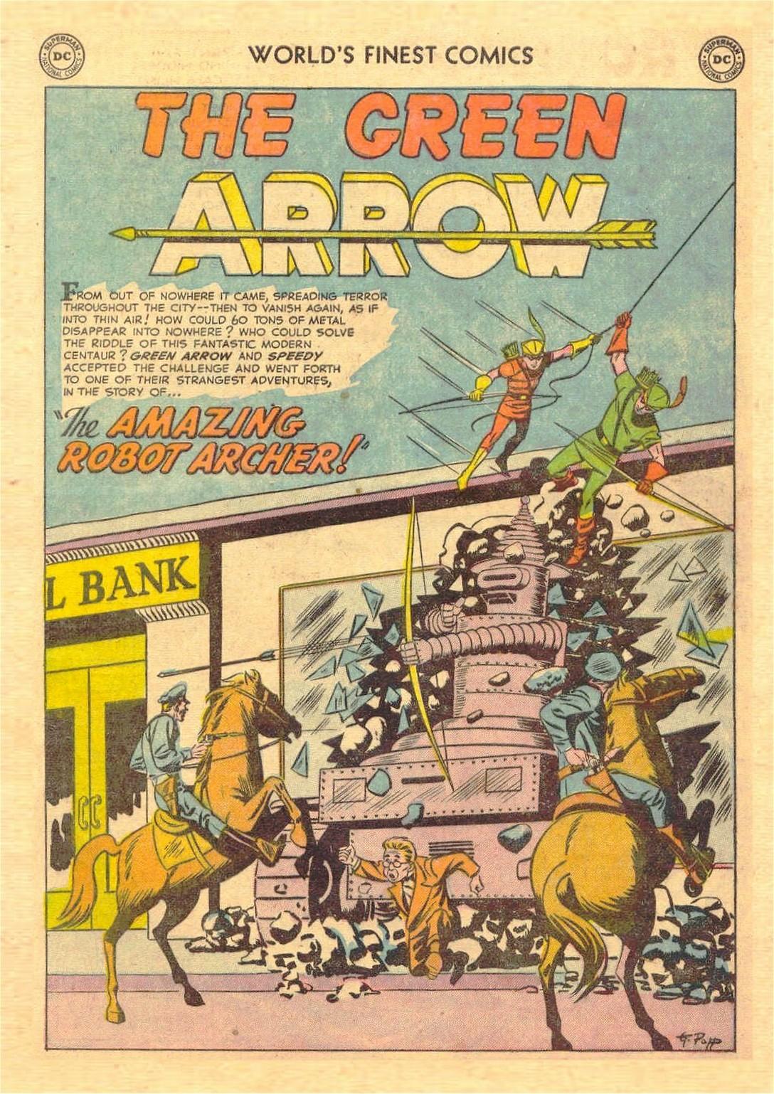 Read online World's Finest Comics comic -  Issue #58 - 17