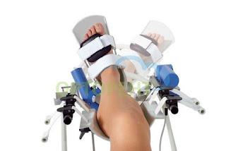 Тренажер аппарат для лечения разработки Голеностопного Сустава