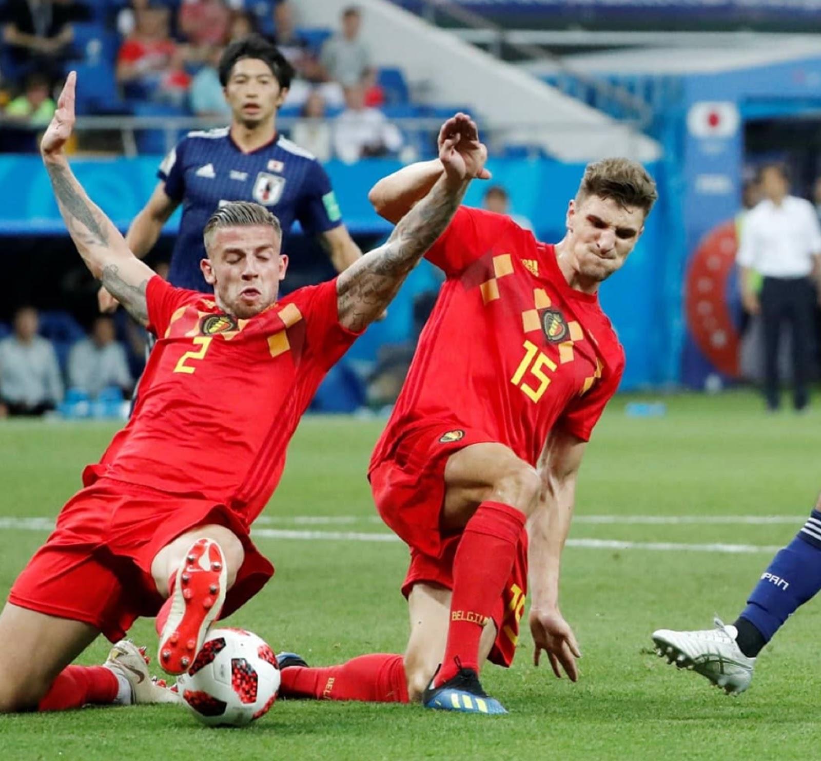 WORLD CUP, BELGIUM 3