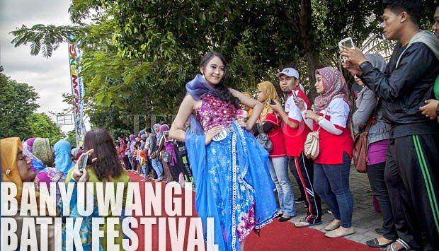 Festival Batik Banyuwangi 2017