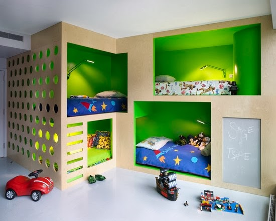 children room-boy