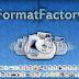 memformat video dengan format factory