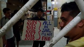 Sebanyak 20 Unit CCTV Dirusak Imigran Syiah di Balikpapan