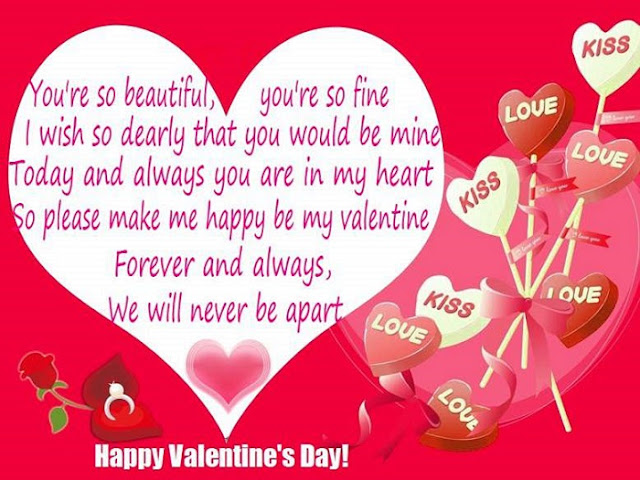 Valentine Day Greeting Cards Husband