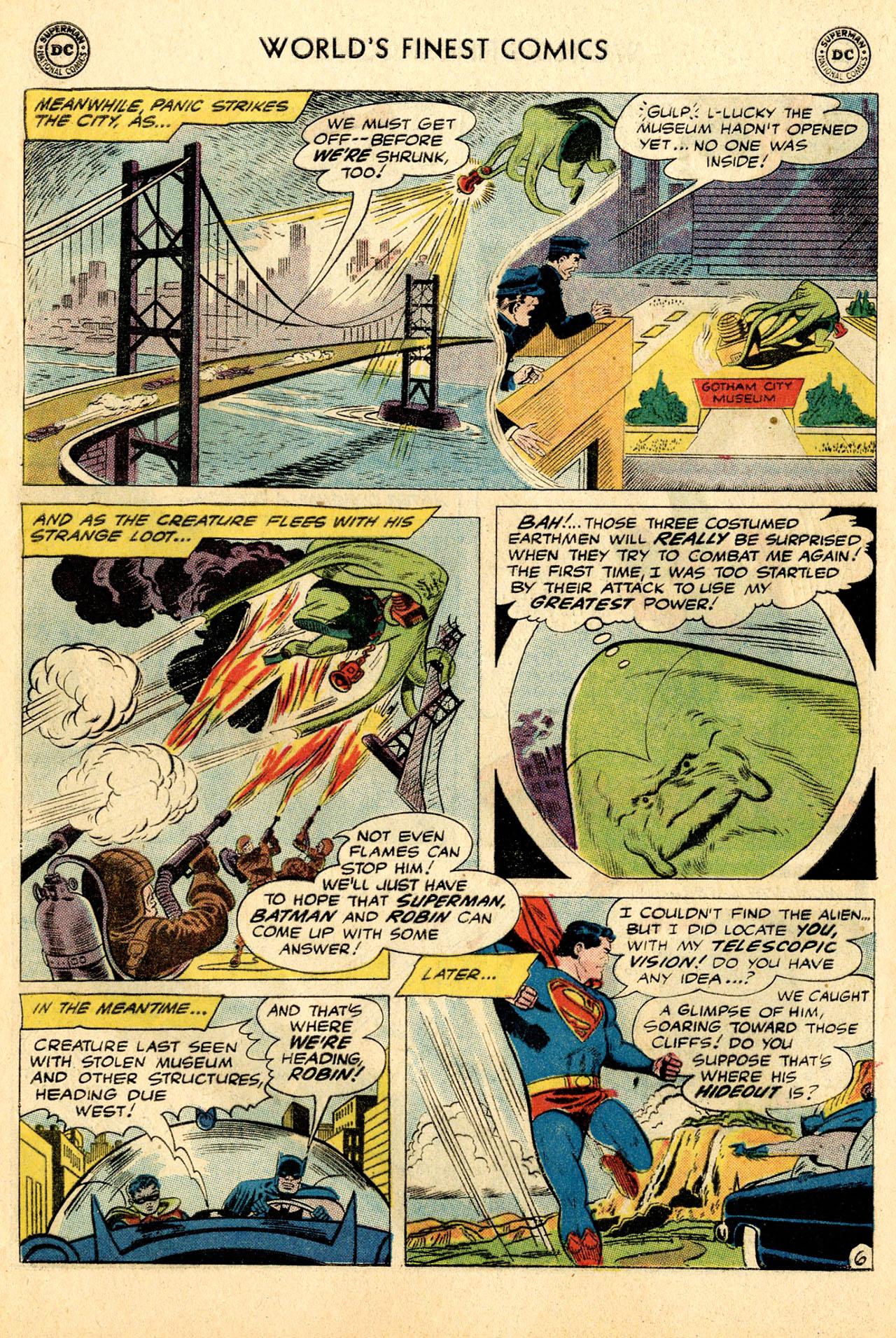 Read online World's Finest Comics comic -  Issue #110 - 8