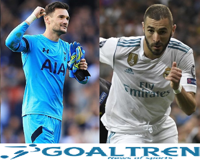 Lloris then says that he trusts the compatriot, and says no one is worth dubious about Benzema.