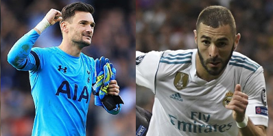 Lloris Amazed at Benzema's Ability