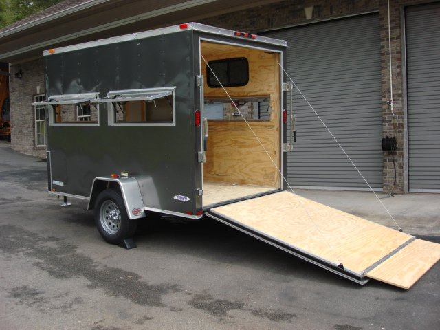 Innovative Trailers And Hunting Vehicles Check These Out