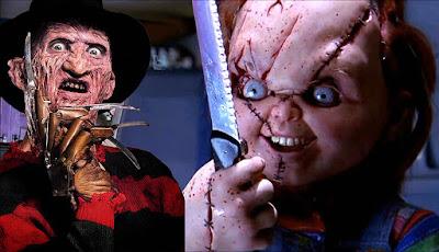 Freddy Krueger ile Chucky