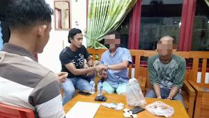 Polisi Kembali Amankan Satu Orang Tsk, Pengembangan Kasus Sabu Penjual Bakso Keliling