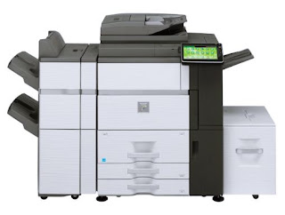 Sharp MX-7040N printer driver download