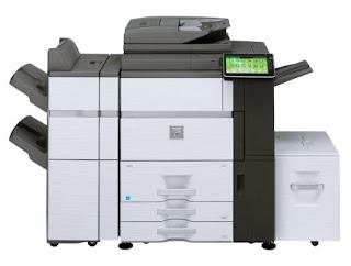 Sharp MX-7040N printer driver download
