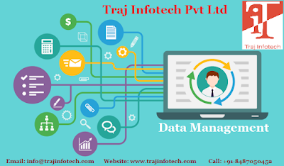 Data Updation - Traj Infotech