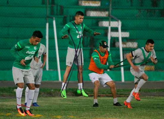 Precios de las entradas partido Bolivia-Nicaragua en Yacuiba