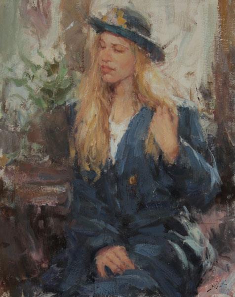 Dan Beck - American Impressionist painter