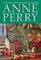 A Christmas Revelation by Anne Perry book cover and review