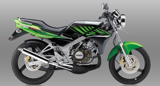 Motor Kawasaki Ninja SS Terbaru