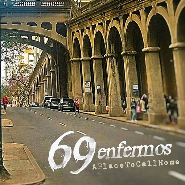 """69 Enfermos stream new song """"On My Own"""""""