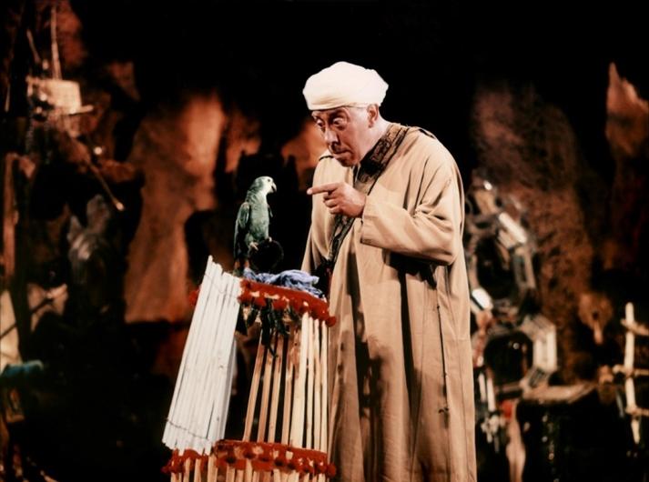 Ali Baba et les 40 voleurs, 1954.