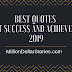 Best Quotes About Success and Achievement 2019