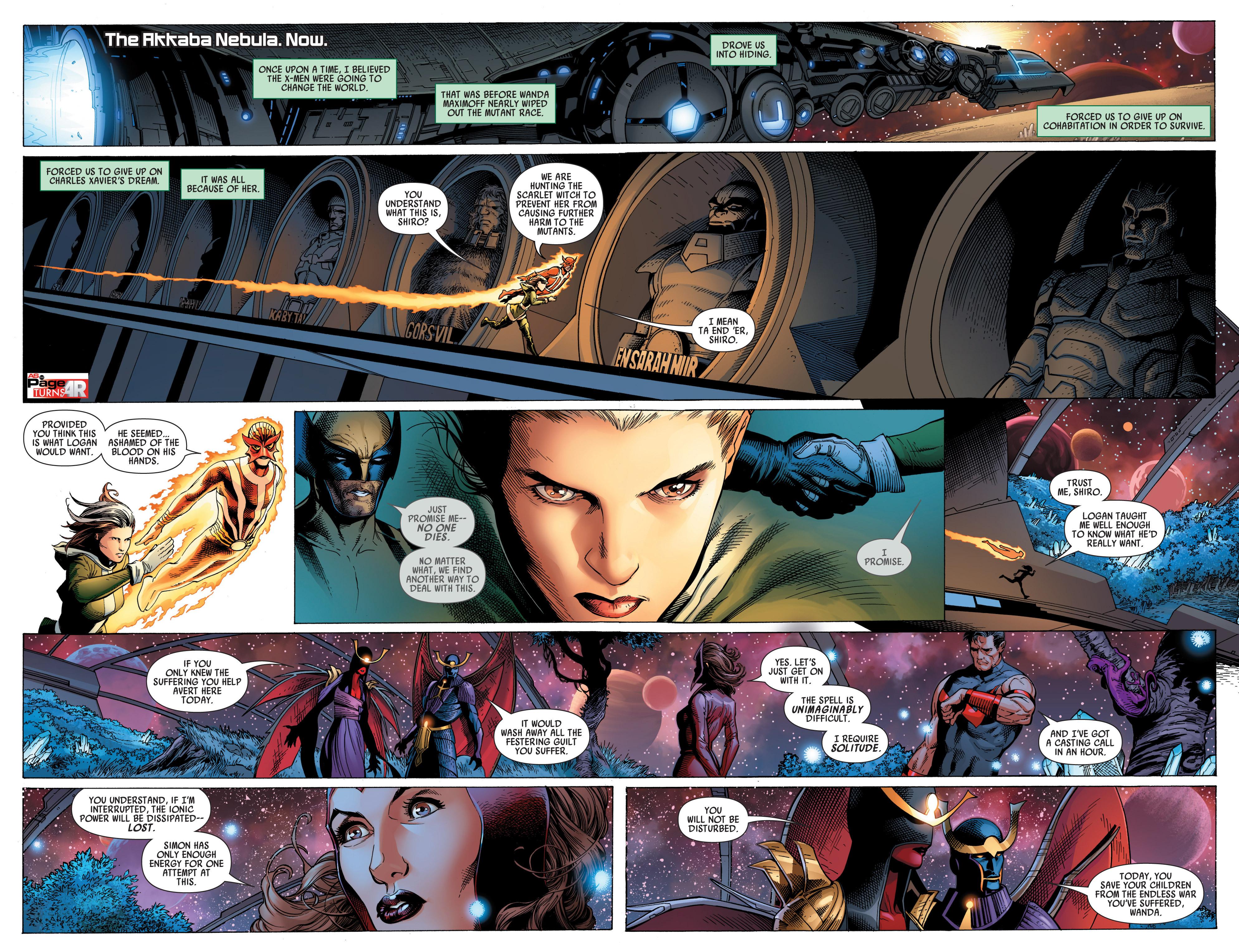 Read online Uncanny Avengers (2012) comic -  Issue #14 - 7