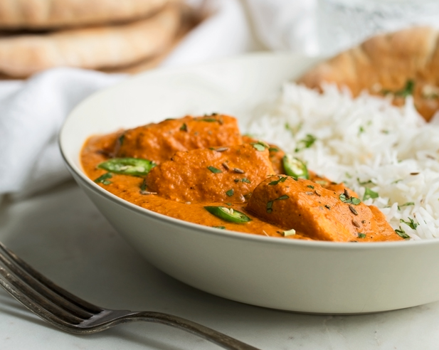 Finger Lickin Butter Chicken