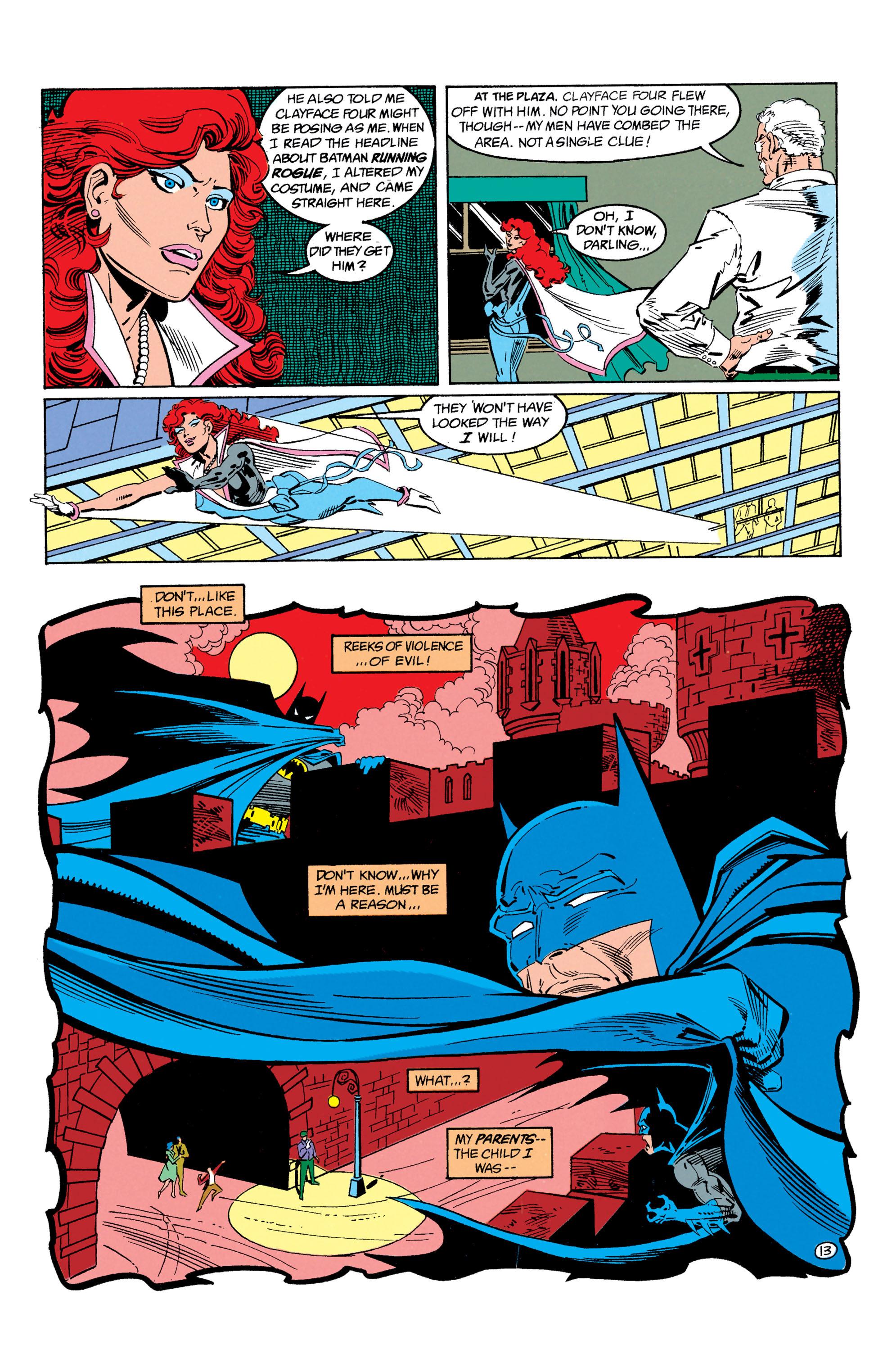 Detective Comics (1937) 606 Page 13