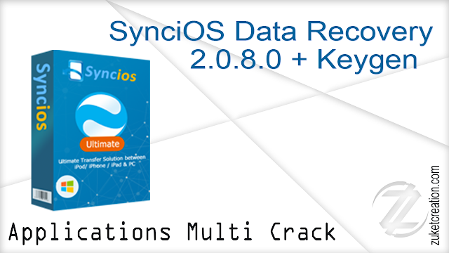 syncios data recovery keygen