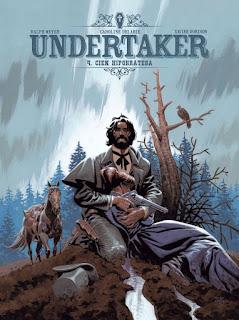 Undertaker tom 4 okładka