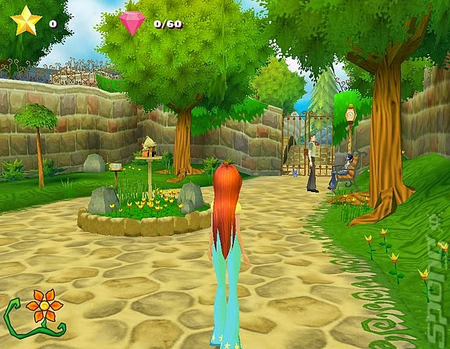 Winx Club Fairies: Winx Club PC game