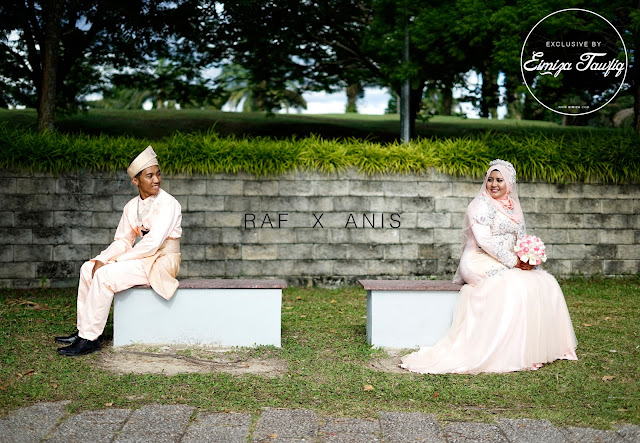 Wedding of Rafendi & Anis