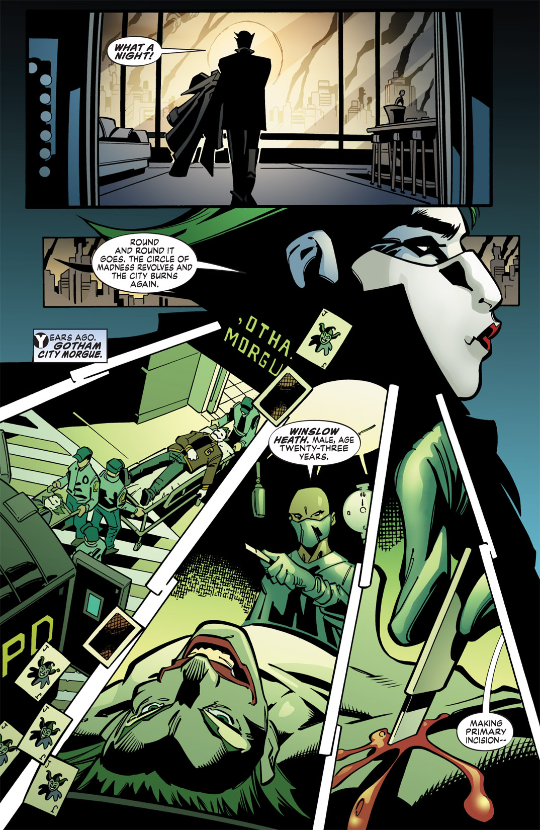 Detective Comics (1937) 868 Page 25