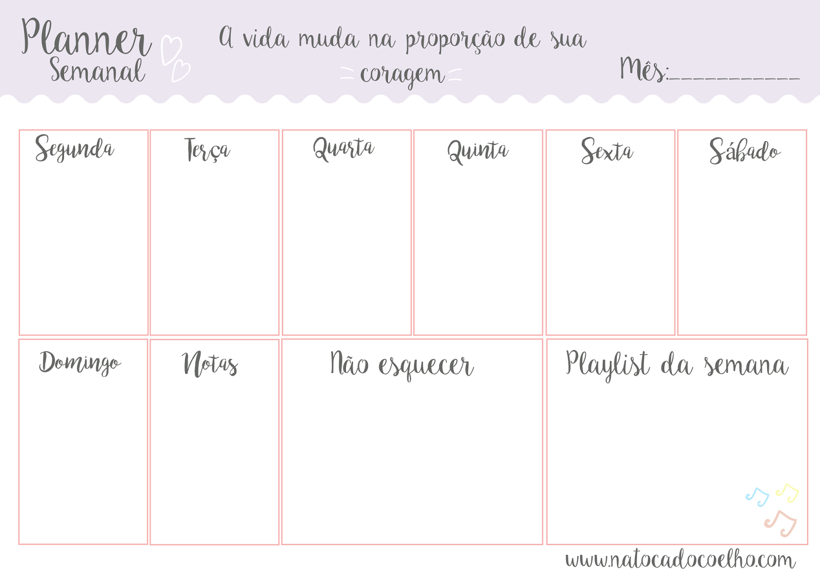 Hey Anny!: Planners 2017 para Imprimir