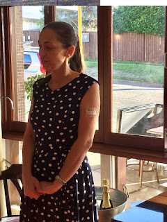 Guest Speaker Mummys Wish founder Bernadette Vella spoke about starting this organisation