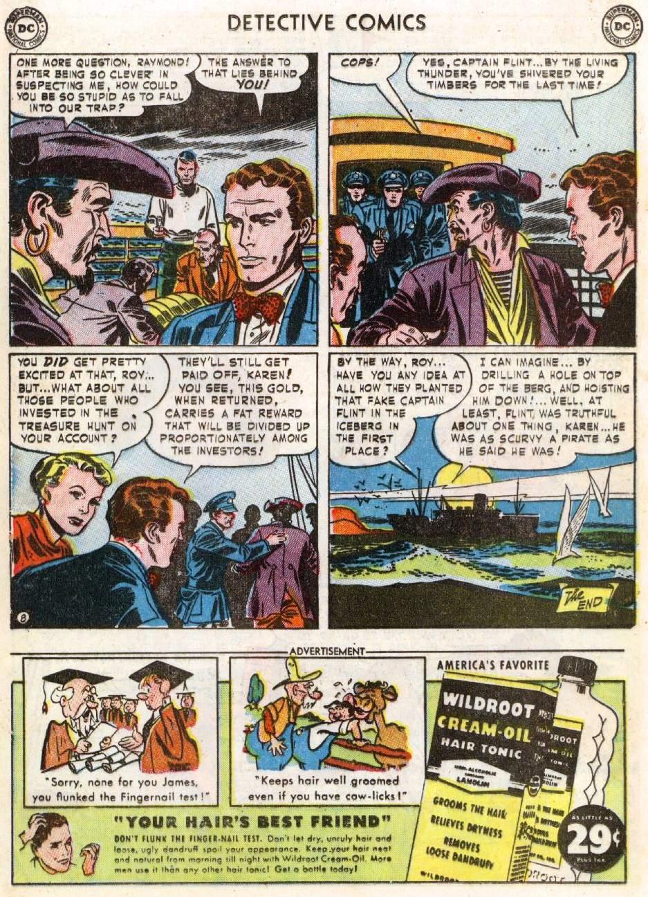 Detective Comics (1937) 183 Page 23
