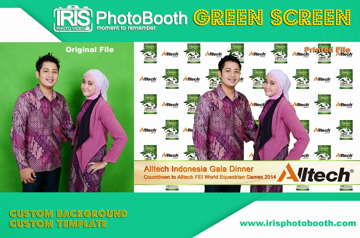Greenscreen Photobooth
