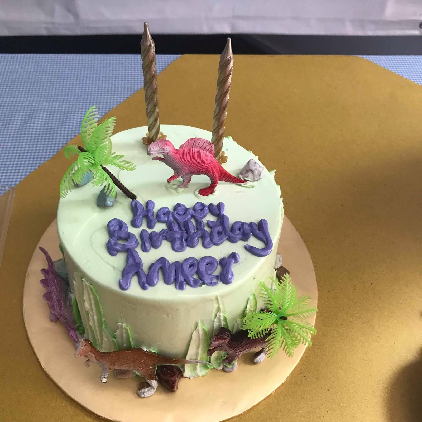 Kemeriahan Sambutan Hari Lahir Ameer Yang Ke 4 Tahun Di Ice Age Alive Kuala Lumpur Enchanted Life Begins