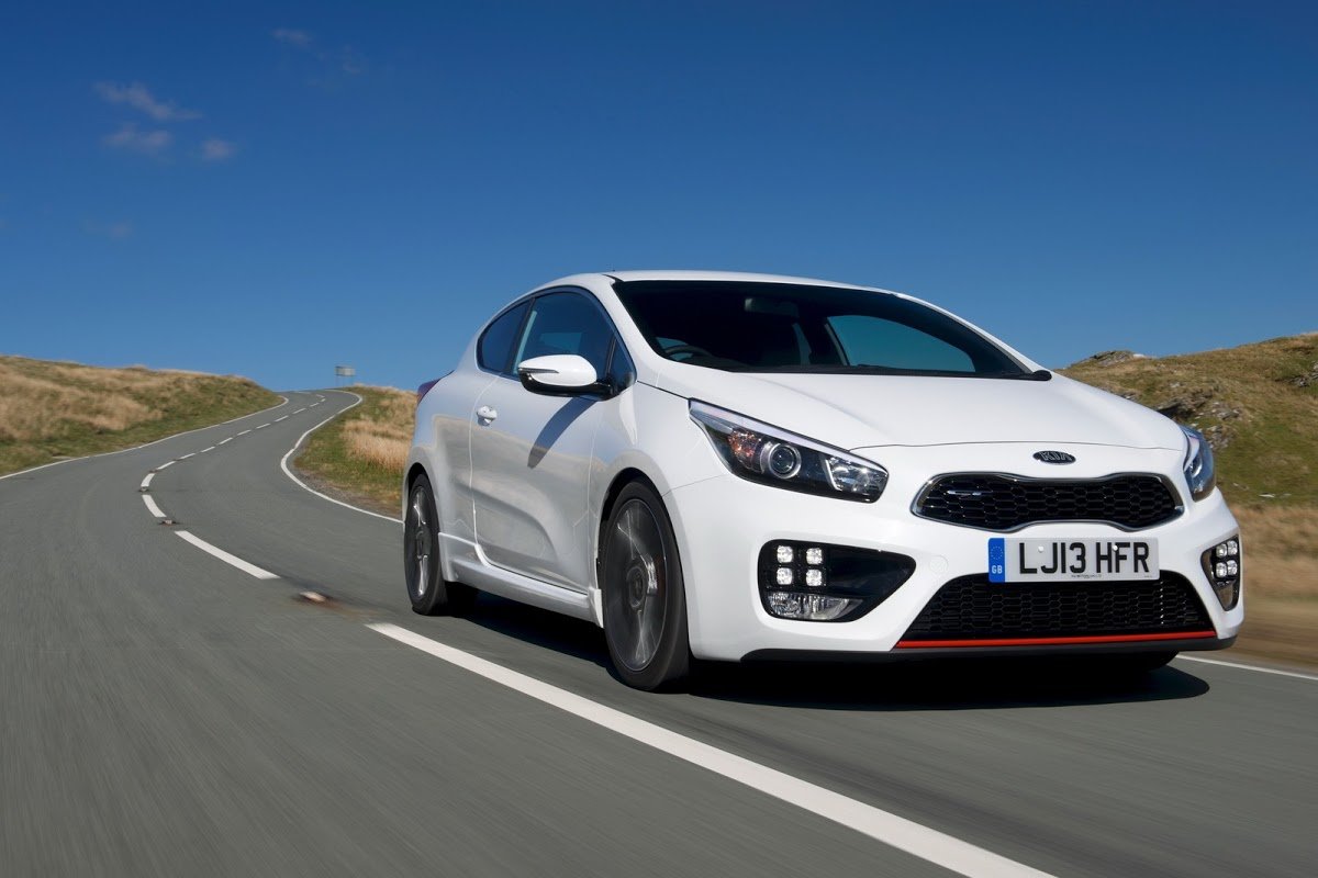 kia to launch an array of sporty models with 39 gt 39 badge. Black Bedroom Furniture Sets. Home Design Ideas