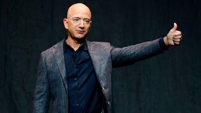 Jeff Bezos lance le plan du véhicule lunaire
