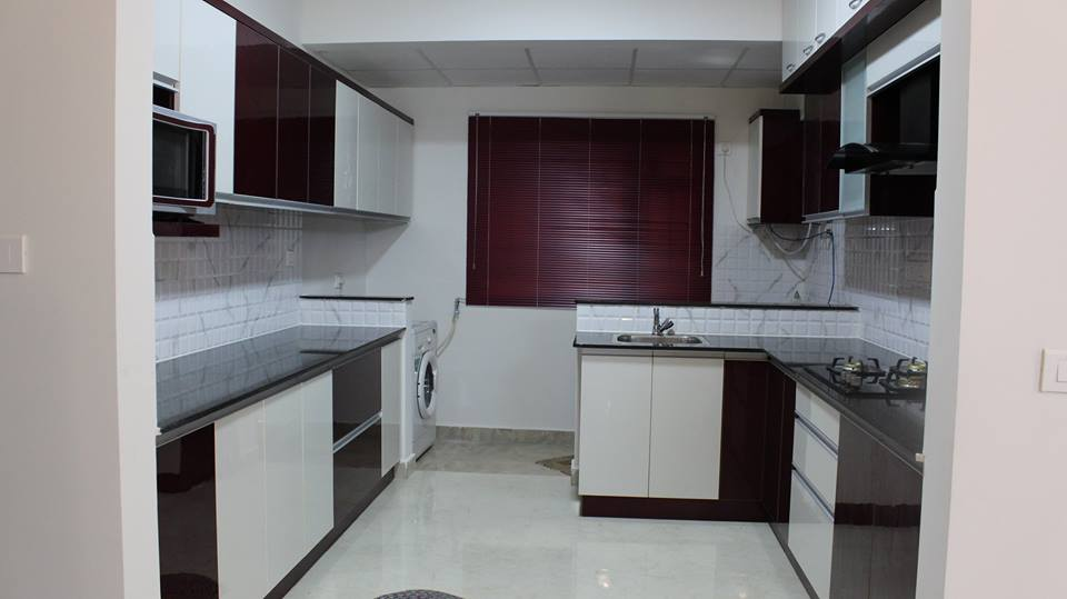 Villa interior designers in hyderabad modular kitchen for Villa interior design in hyderabad