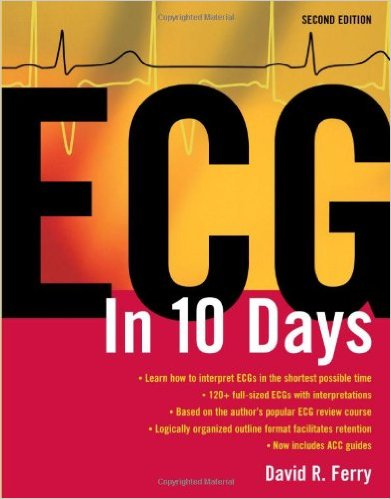 ecgs for the emergency physician book