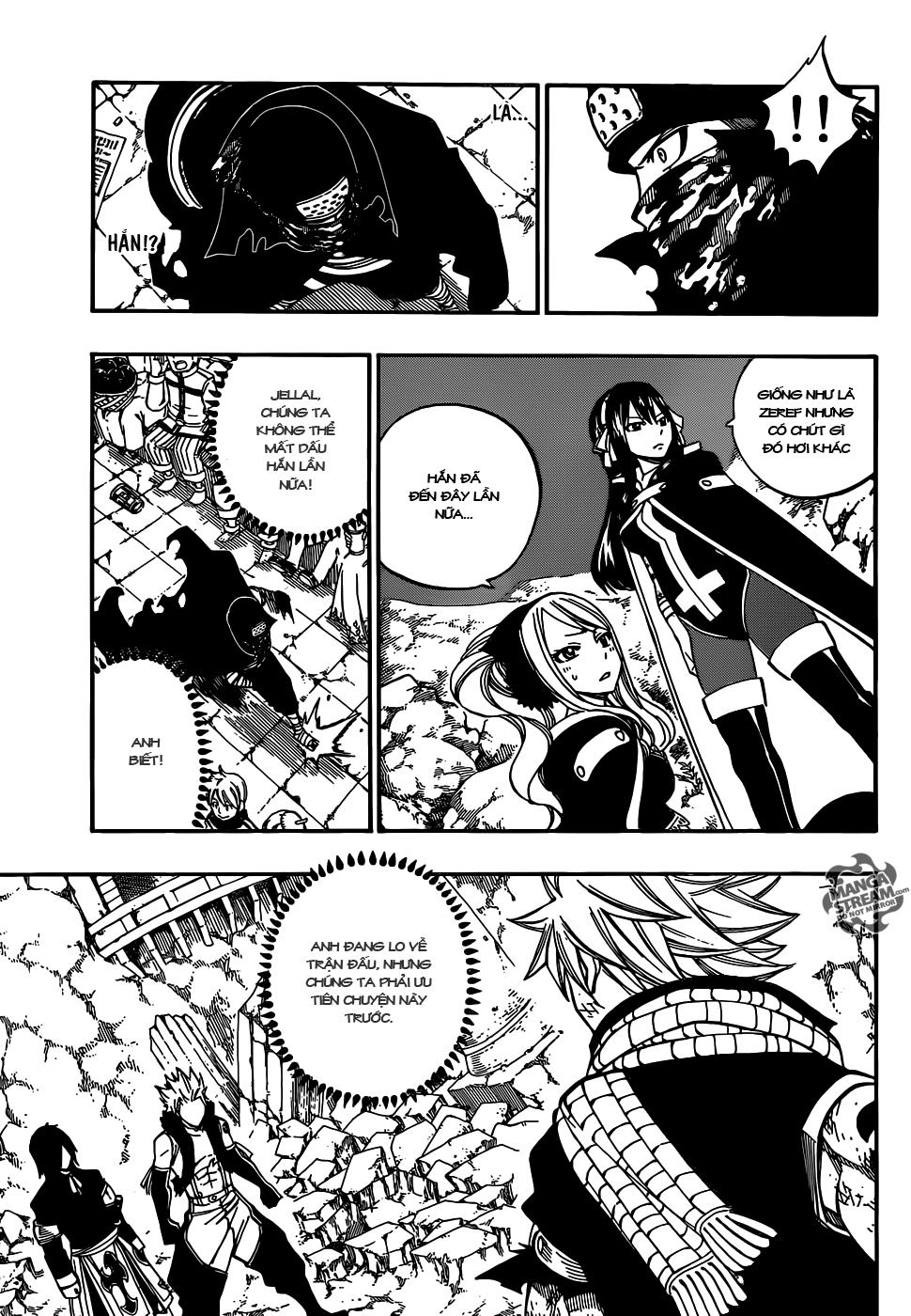 Fairy Tail chap 296 trang 4