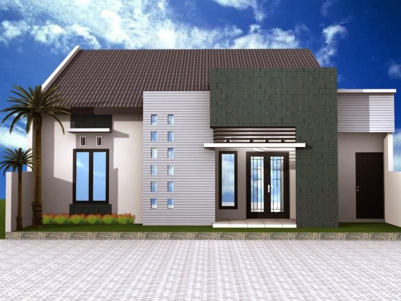 desain rumah minimalis 9