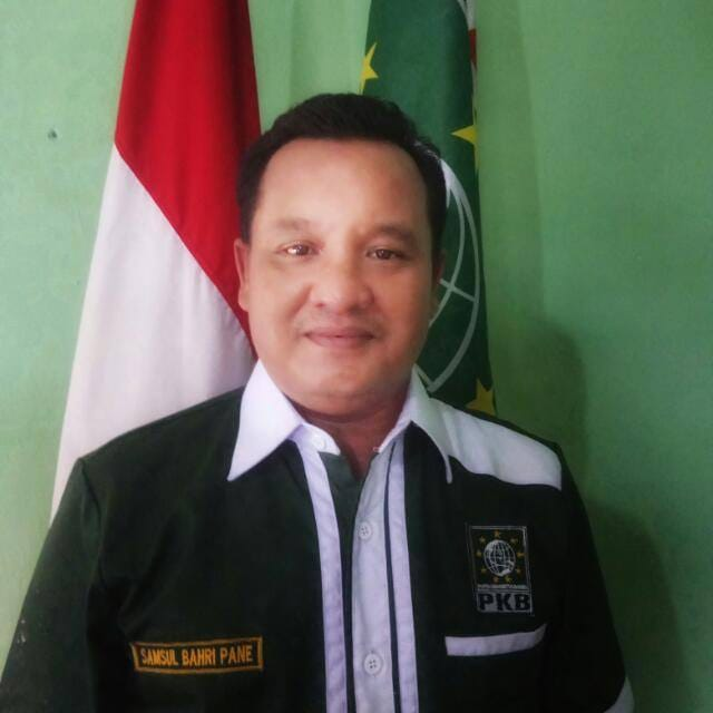 Ketua Partai Kebangkitan Bangsa Kota Binjai Samsul Bahri Pane