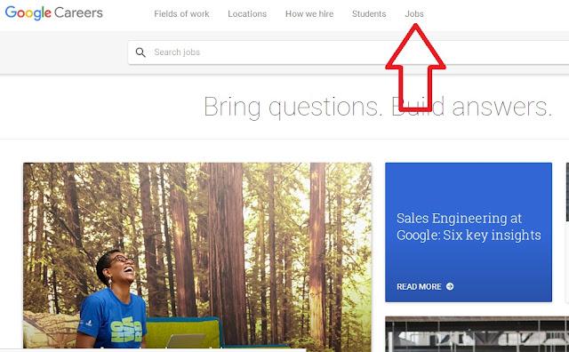 Cara Mencari Lowongan Kerja Di Google Dan Youtube Indonesia